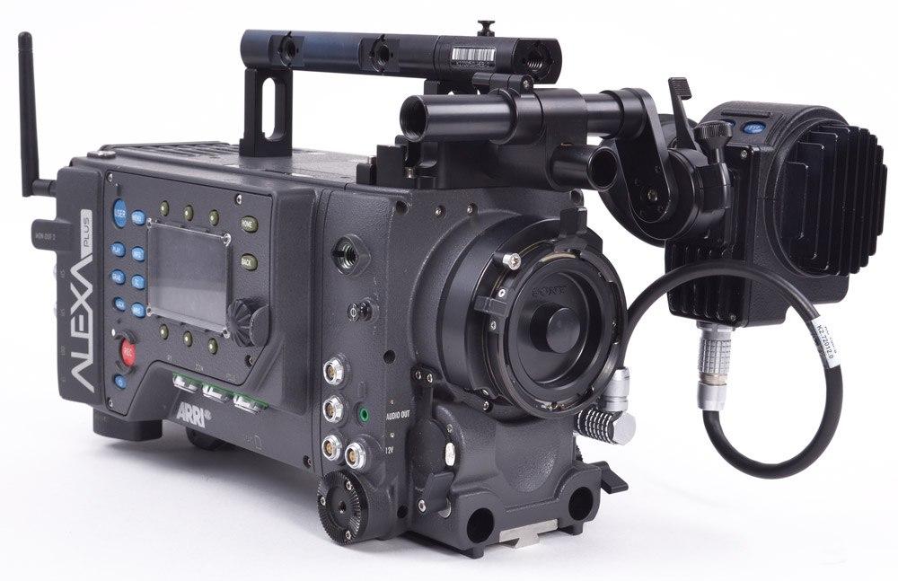 Filmproduktion – Kamera mieten