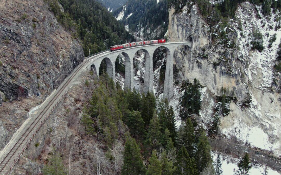 Drohnenflug Schweiz