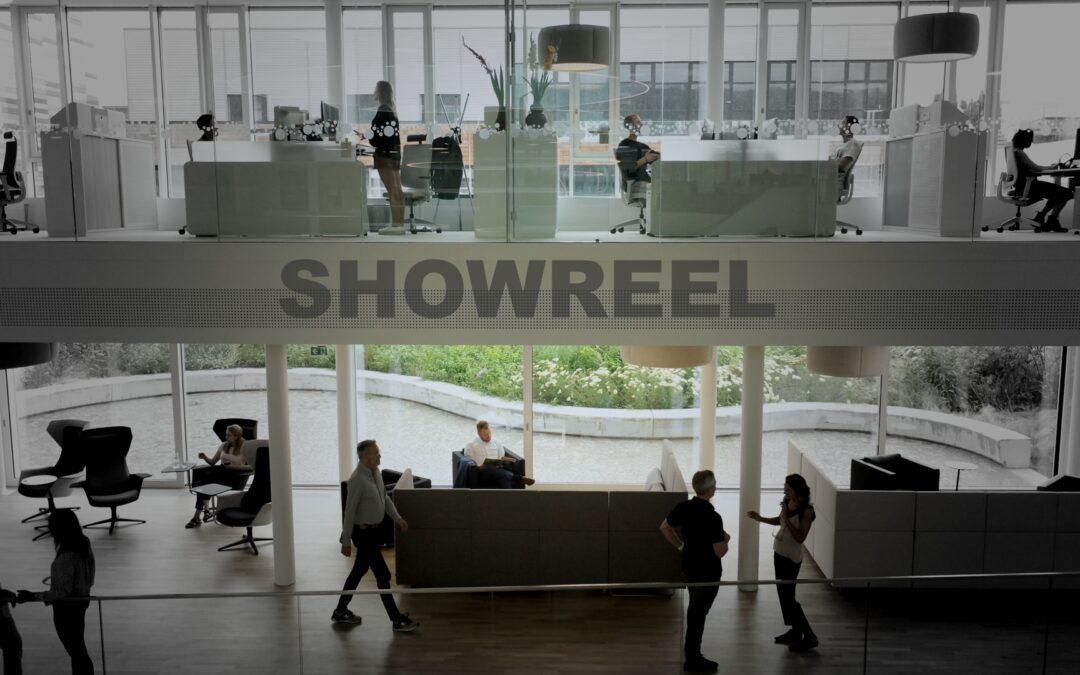 Neuer Showreel online